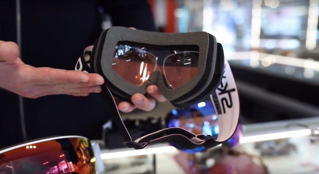 Eye Pieces Sport bietet sportspezifische Brillen an