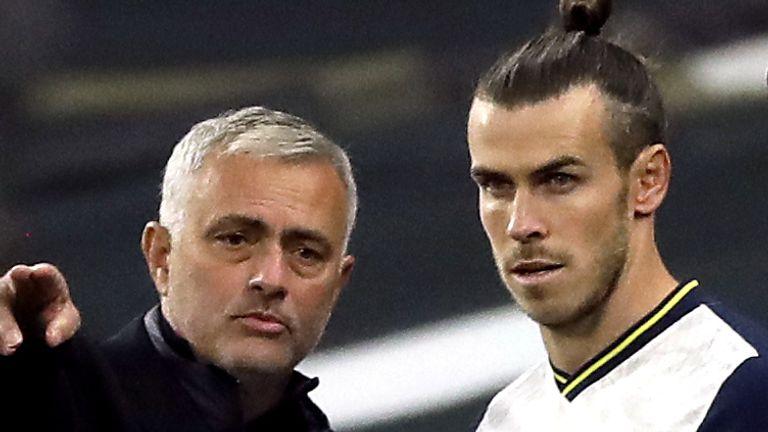 Jose Mourinho, Gareths Ball