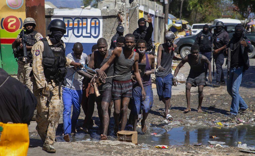 Acht Tote, darunter ein Gefängnisdirektor, nach der Flucht aus Haiti