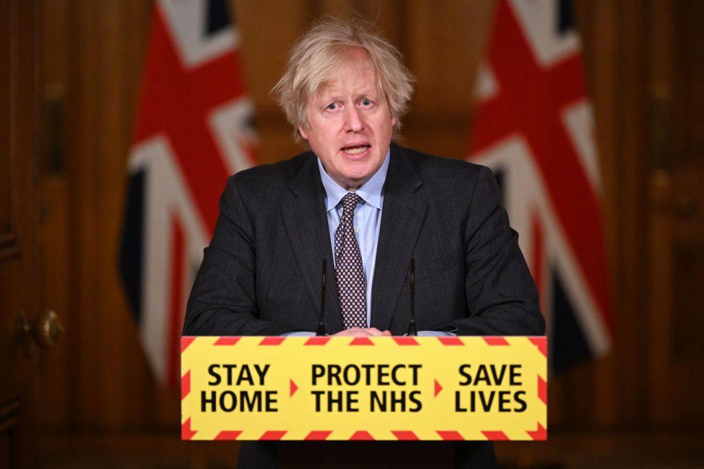 Boris Johnson sagt, wie die Coronavirus-Sperre aufgehoben wird