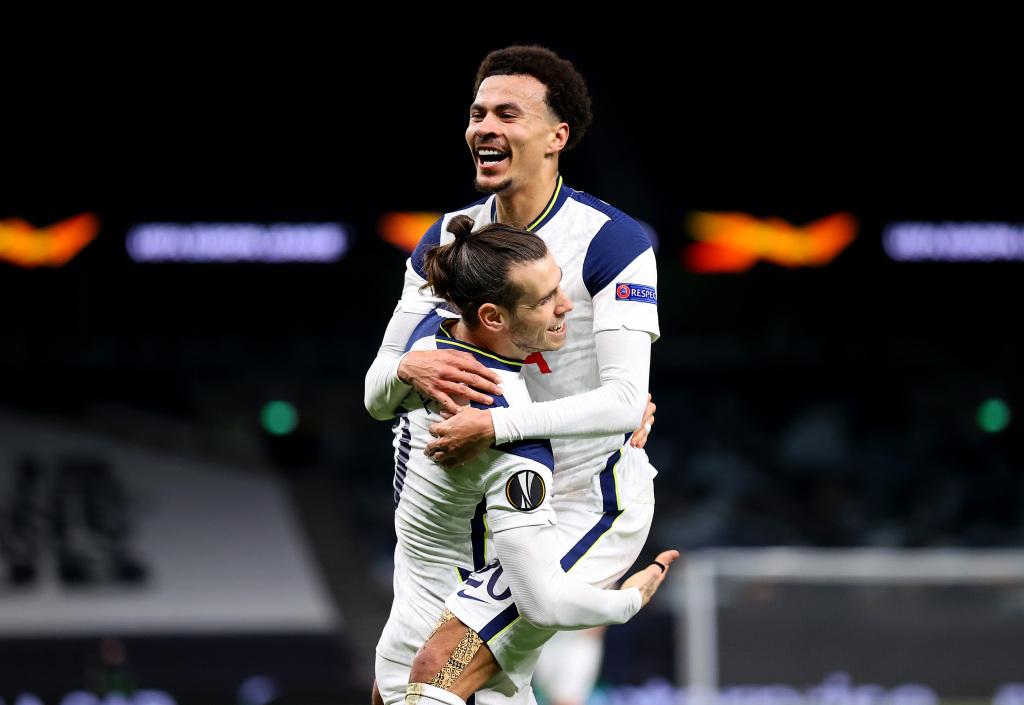 Dele Alli und Gareth Bale erzielen große Tore, als Tottenham vorrückt