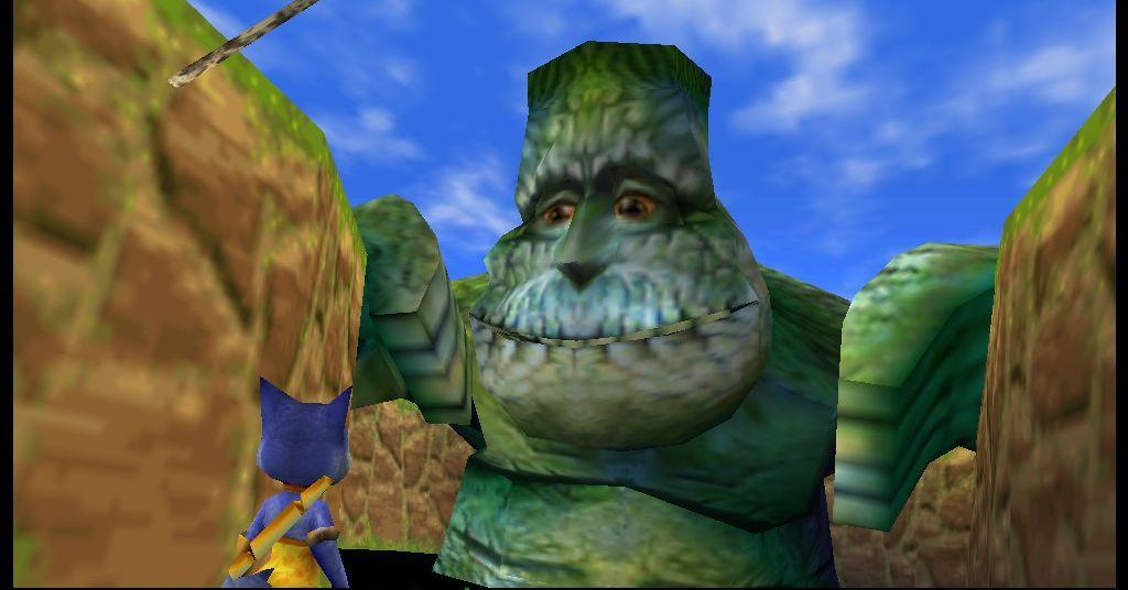 Dinosaur Planet, Rares brandneues N64-Spiel, ist durchgesickert