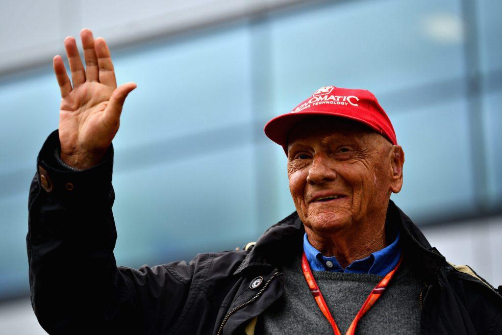 UHR: Mercedes schreibt anlässlich des 72. Geburtstages von Niki Lauda einen rührenden Tribut