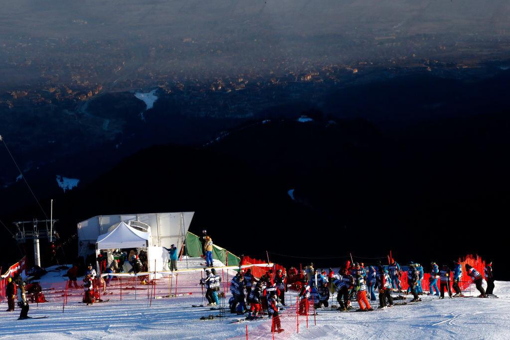 Die Meisterschaften finden im bulgarischen Badeort Bansko © Getty Images statt