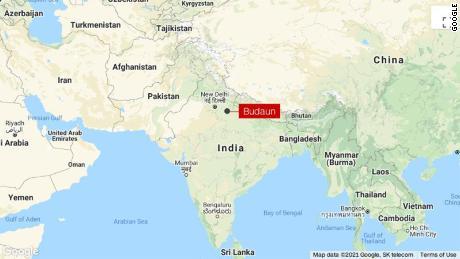 Indischer Priester und
