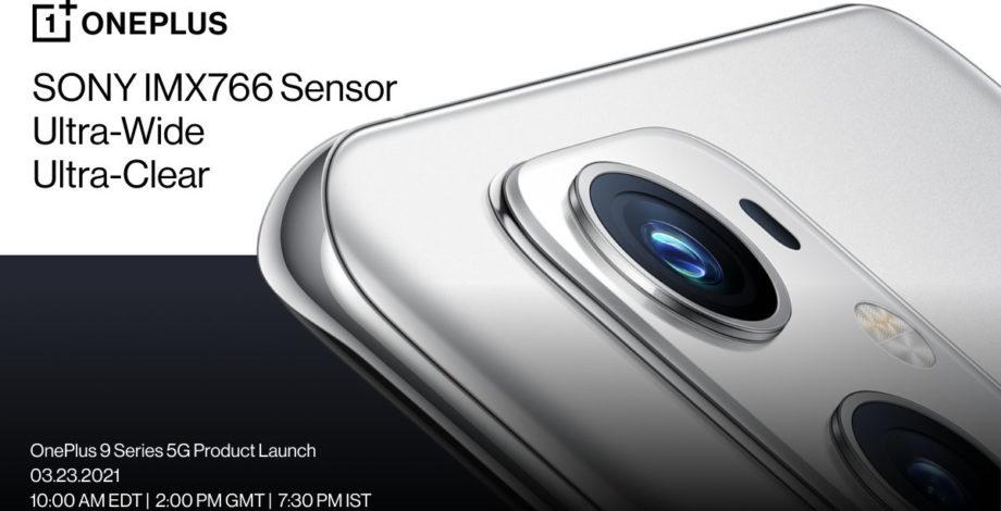 OnePlus verbessert das Ultra-Wide-Gaming mit einer 50-Megapixel-Kamera