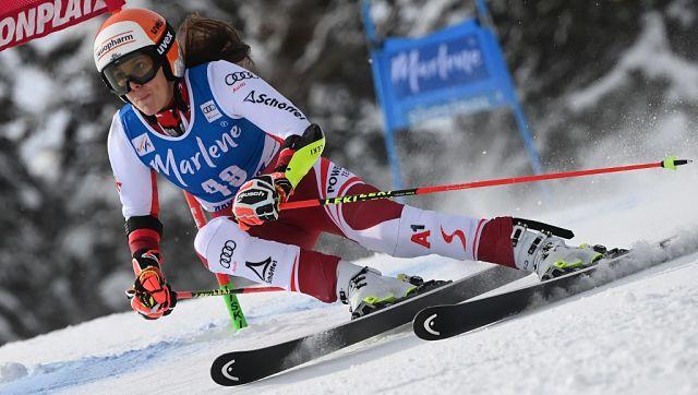 Austrian skier Rosina Schneeberger undergoes operation after crash during women's World Cup super-G race