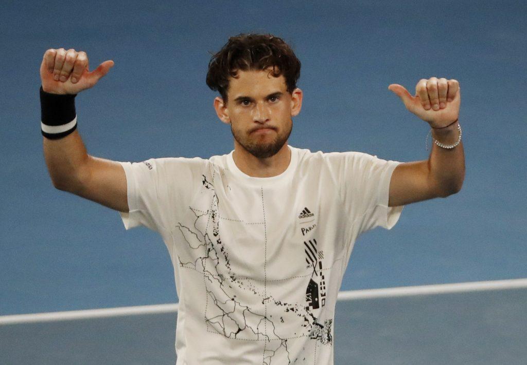 """""""Bereits als würdig erwiesen"""": der CEO der Dubai Duty Tennis Championships auf Dominic Thiem"""