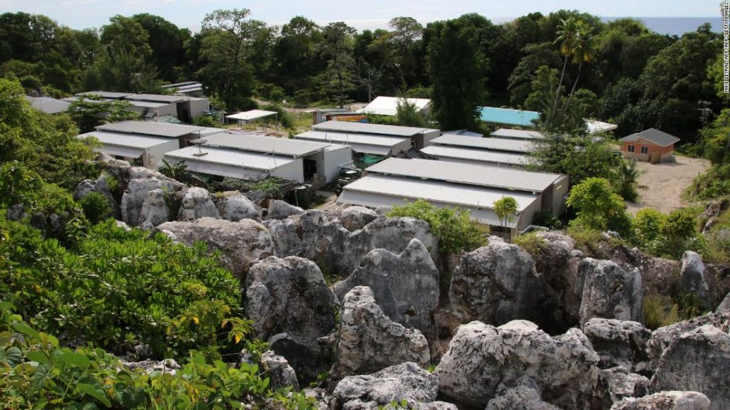 China fordert Australien nachdrücklich auf, Offshore-Haftanstalten zu schließen