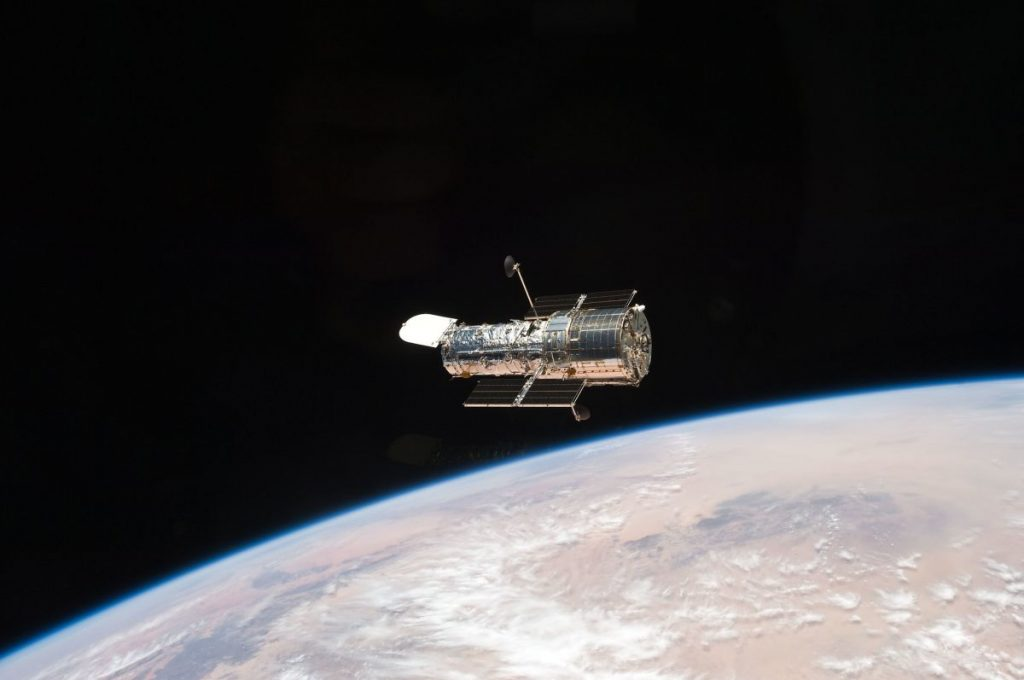 Das Hubble-Weltraumteleskop ist nach einem Softwarefehler wieder online