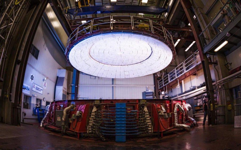 Das größte Teleskop der Welt steht kurz vor der Fertigstellung