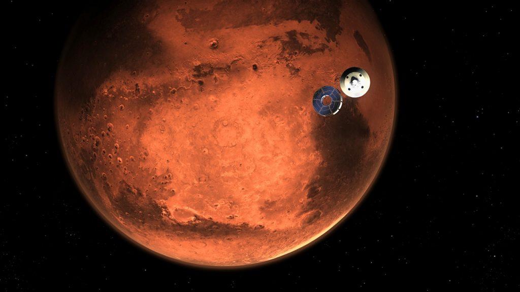 Die NASA veröffentlicht Audioaufnahmen der ersten Windgeräusche und Laserschläge, die auf dem Mars aufgenommen wurden