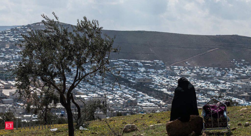 Für Syrer beginnt der Weg zur Gerechtigkeit in Europa