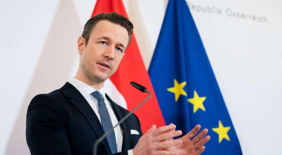 Heimat des österreichischen Ministers in Korruptionssonde, World News
