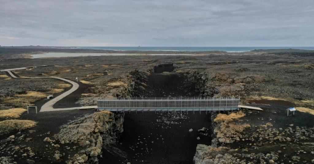In Island signalisieren 18.000 Erdbeben über mehrere Tage einen möglichen Ausbruch am Horizont