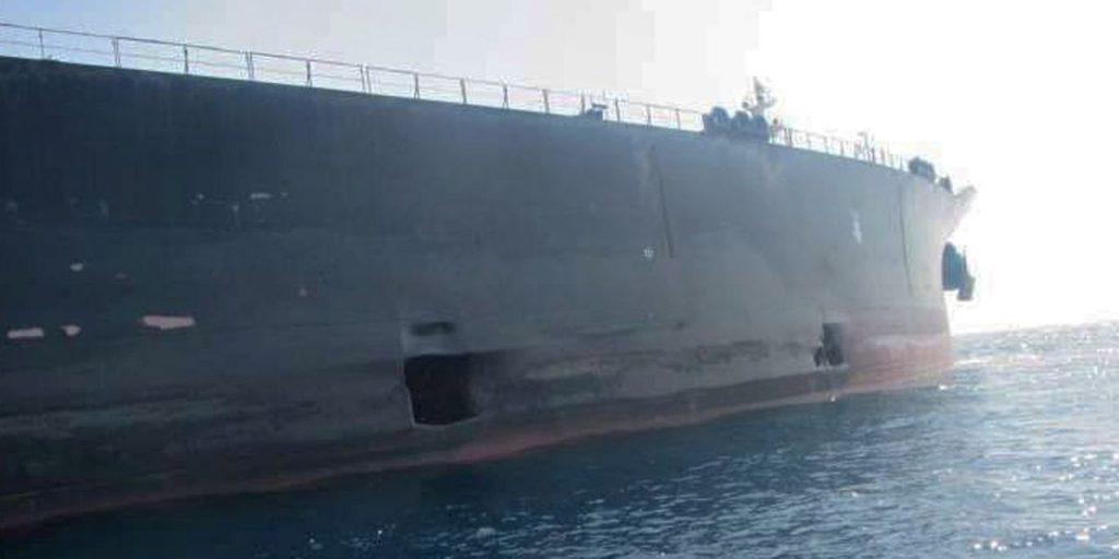 Israelische Streiks zielen auf die iranische Ölgrenze für Syrien ab