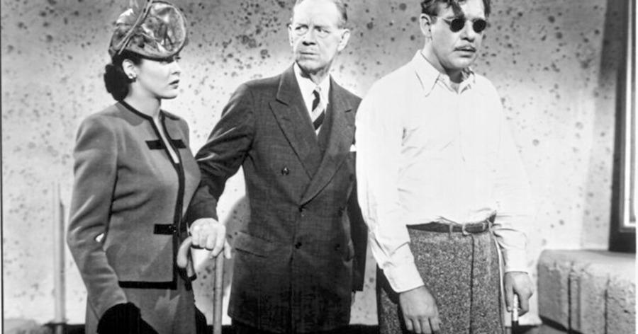 Kultfilm: Universal's Inner Sanctum Mysteries bietet Freuden aus den 1940er Jahren B Filme jetzt auf Blu-ray