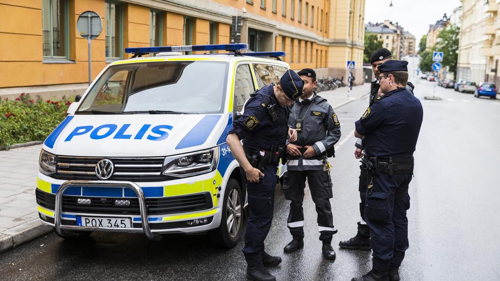Mehrere Personen bei mutmaßlichem Terroranschlag in Schweden verletzt - Polizei - RT World News