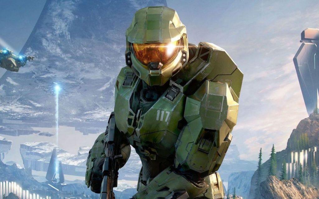 Mit 'Halo Infinite' kannst du Feinde aus dem Spielring schieben