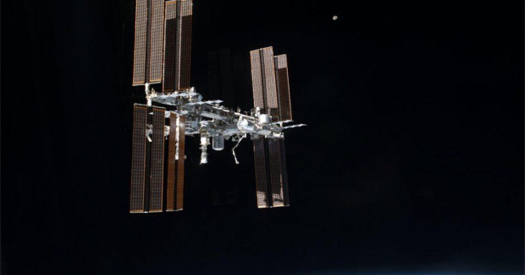 NASA-Astronauten machen einen fast siebenstündigen Weltraumspaziergang vor der Internationalen Raumstation