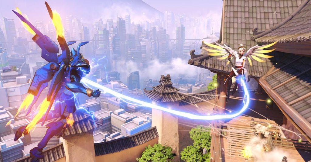 Nvidia bringt seine Reflex-Technologie zur Reduzierung der Latenz auf Overwatch