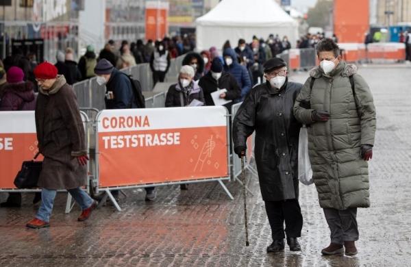 Österreich tritt ab 26. Dezember in die dritte Sperrung für Coronaviren ein - The New Indian Express