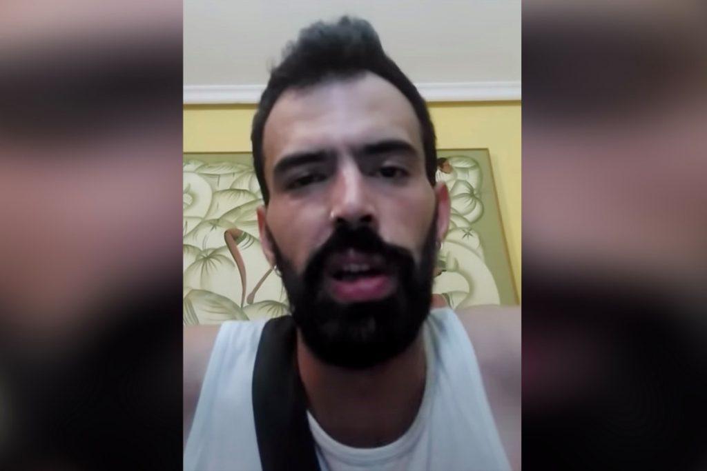 Rapper hat angeblich den Penis seines Mitbewohners geschnitten, um das Video anzusehen