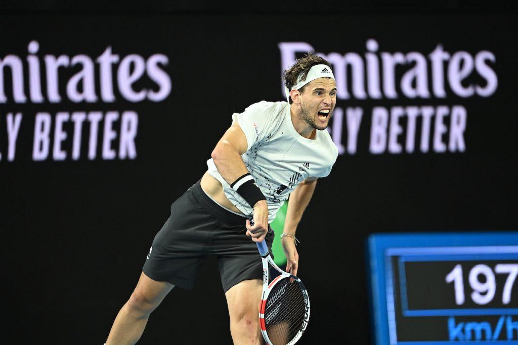 US Open-Tennismeister Thiem strebt nach Ruhm in Dubai