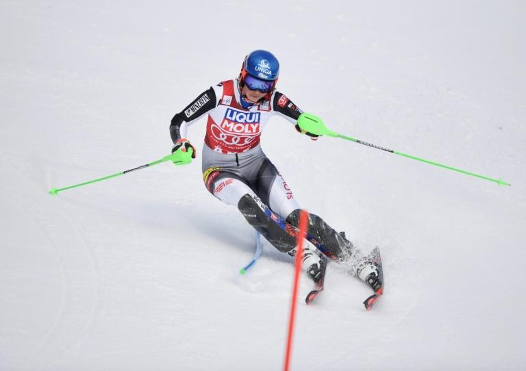 Vlhova gewinnt im Slalom Are, Shiffrin Dritter