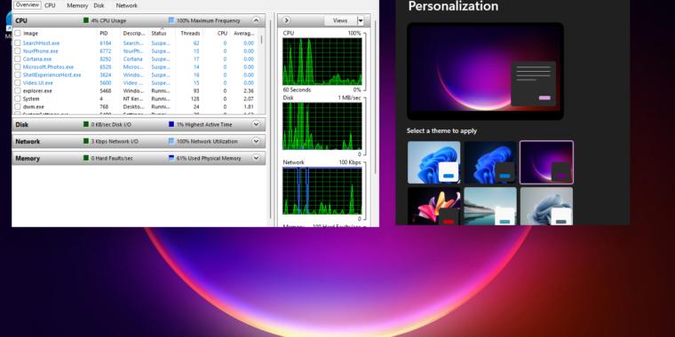 Die Insider-Version von Windows 11 ist überraschend unpoliert und unvollendet