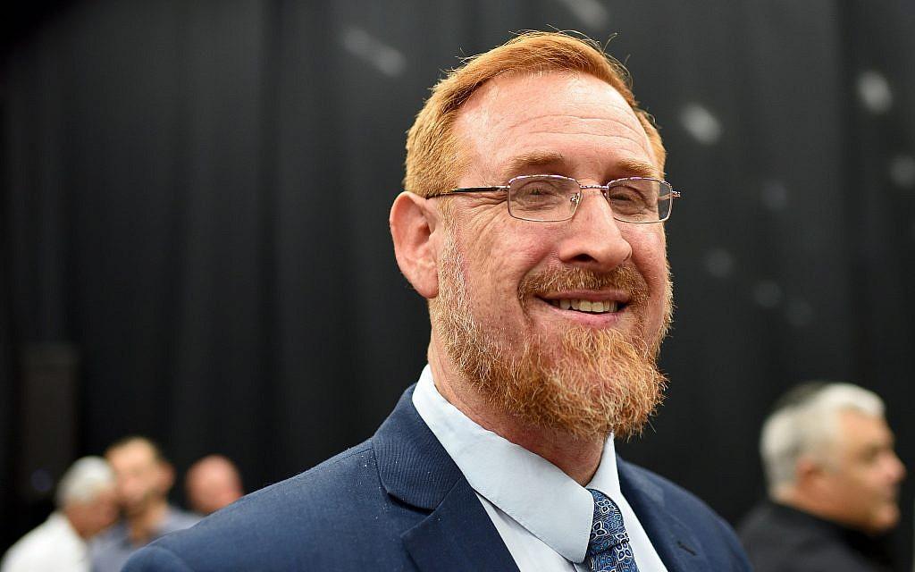 Der ehemalige Abgeordnete Yehudah Glick wurde wegen des Verdachts des Versuchs, Palästinenser zu schmuggeln, festgenommen