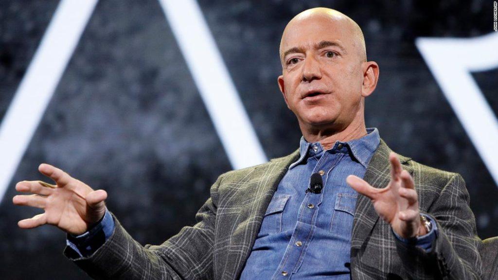 Jeff Bezos' Weltraumflug: Hier ist alles, was Sie wissen müssen