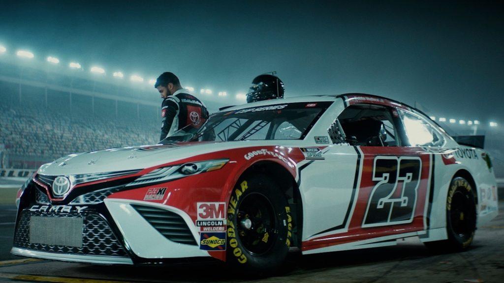 Michael Jordans NASCAR 23XI-Team mit Bubba Wallace bekommt Netflix-Dokumentarserie