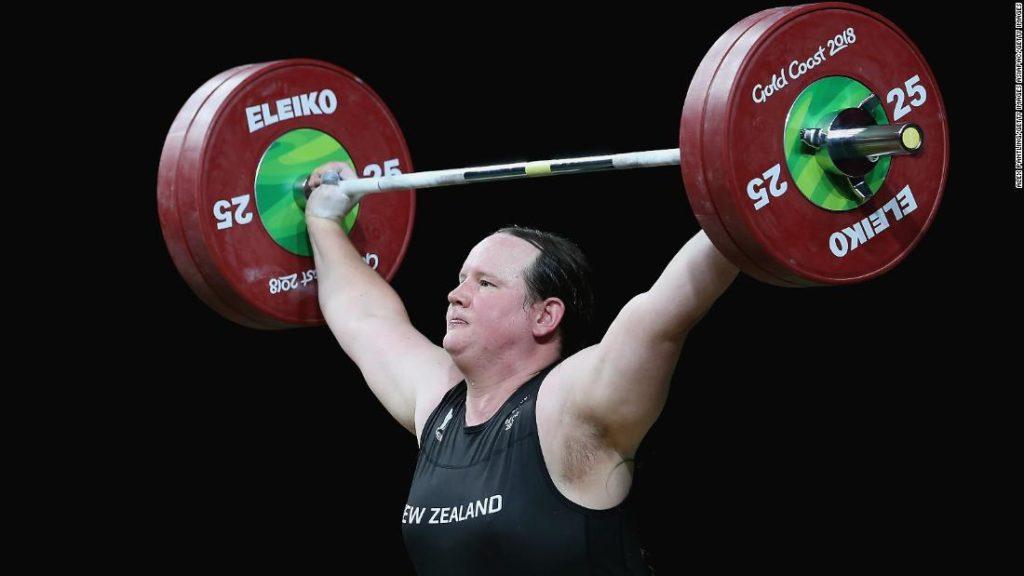 Laurel Hubbard: Neuseeländischer Gewichtheber wird erster Transgender-Athlet bei Olympischen Spielen