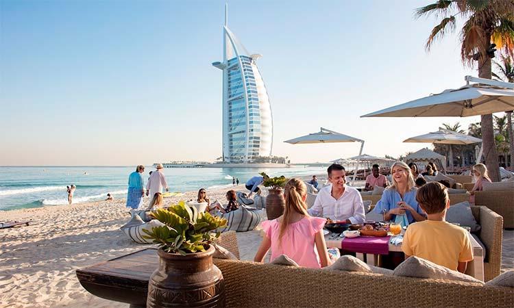 Dubai-Tourismus
