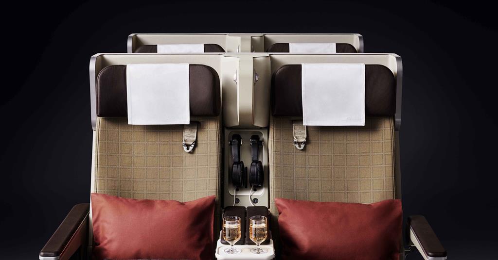 Swiss stellt Premium-Economy-Class-Sitze für ihre 777-Flotte vor |  Neu