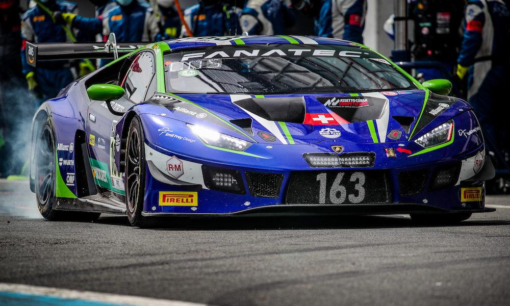 Perera ersetzt Emil Frey Lamborghini-Siedler für Spa - Sportscar365