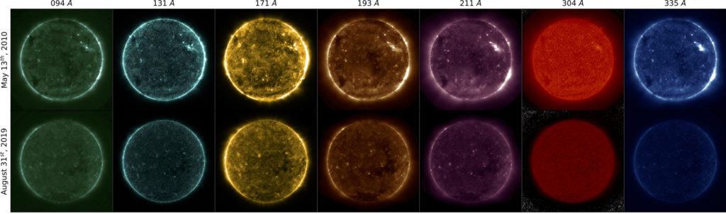 Künstliche Intelligenz hilft, die Sicht der NASA auf die Sonne zu verbessern