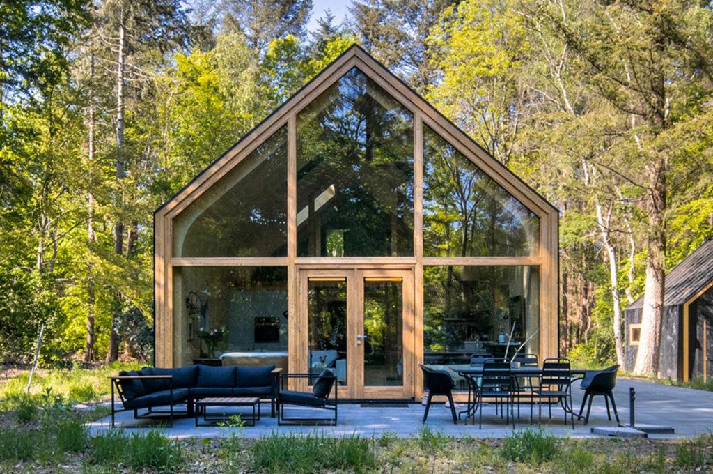 Modulare Kabine + architektonische Designs, die sich nach Ihren Wohn- und Arbeitsbedürfnissen entwickeln!