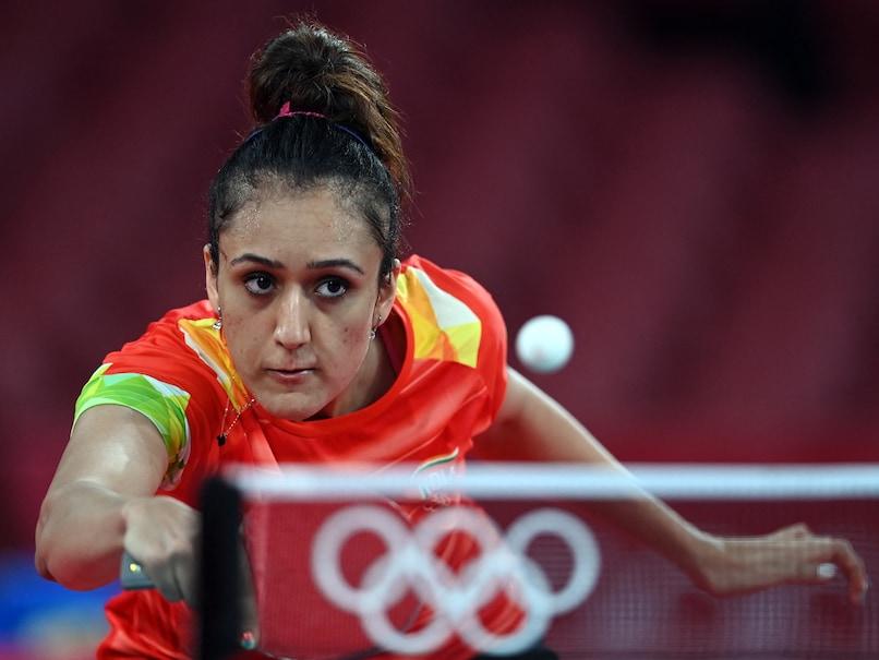 Olympia in Tokio: Manika Batra schied in der dritten Runde gegen die Österreicherin Sofia Polcanova aus