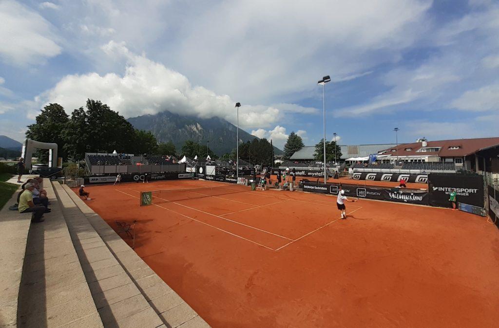 ATP Challenger Tour kehrt nach Österreich zurück, als Salzburg Open-Qualifikationsspiel beginnt
