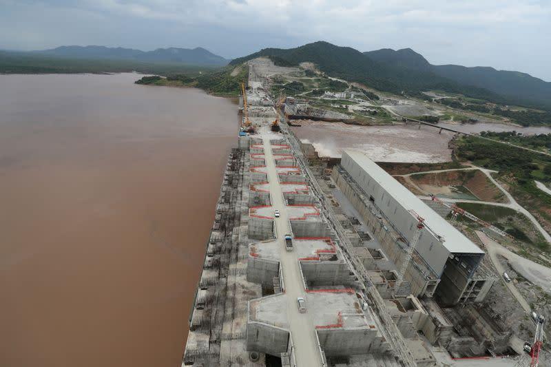 Ägypten hat Äthiopien mitgeteilt, dass es den riesigen Damm wieder gefüllt hat