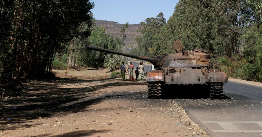Äthiopische Eltern rufen um Hilfe bei der Evakuierung der durch den Tigray-Krieg gestrandeten Schüler auf