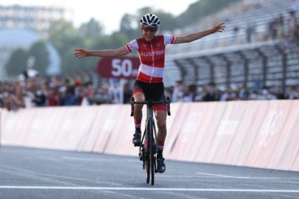 Anna Kiesenhofer: Der Inbegriff des Erfolgs der Olympischen Spiele in Tokio |  Anna Kiesenhofer die österreichische Goldmedaillengewinnerin