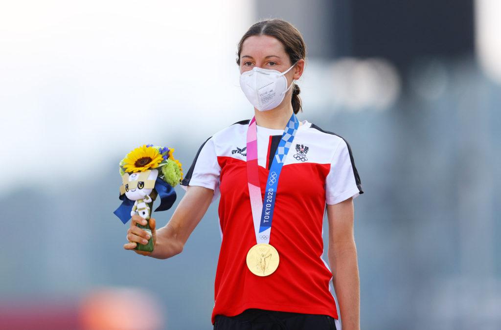 """Anna Kiesenhofer über Radsport-Gold: """"Ich traue mich, anders zu sein"""""""