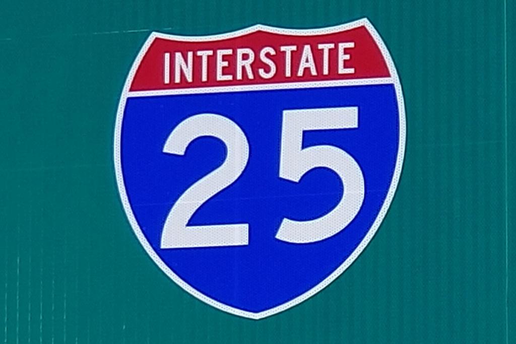 Autofahrer gesucht im Zusammenhang mit Auseinandersetzung auf der I-25, Morddrohung