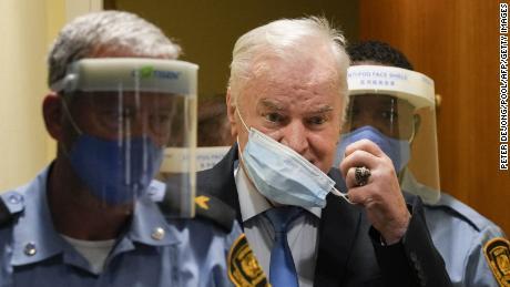 Ratko Mladic, der