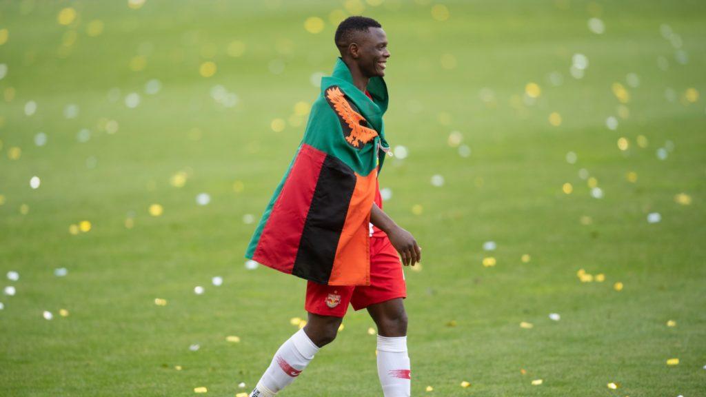 """""""Das habe ich noch nie zuvor gesehen"""" - Daka ist fassungslos von den Einrichtungen des Trainingsgeländes von Leicester City"""