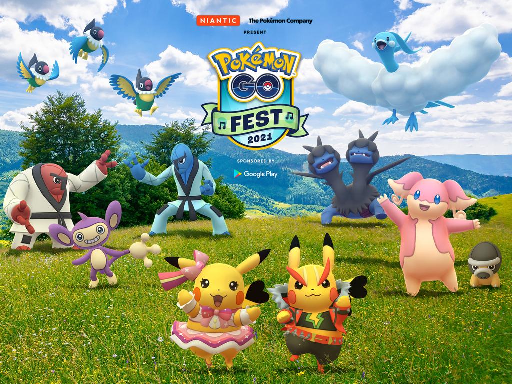 Das ist los mit Chicagos riesigem Pokemon Go Fest 2021 Ei