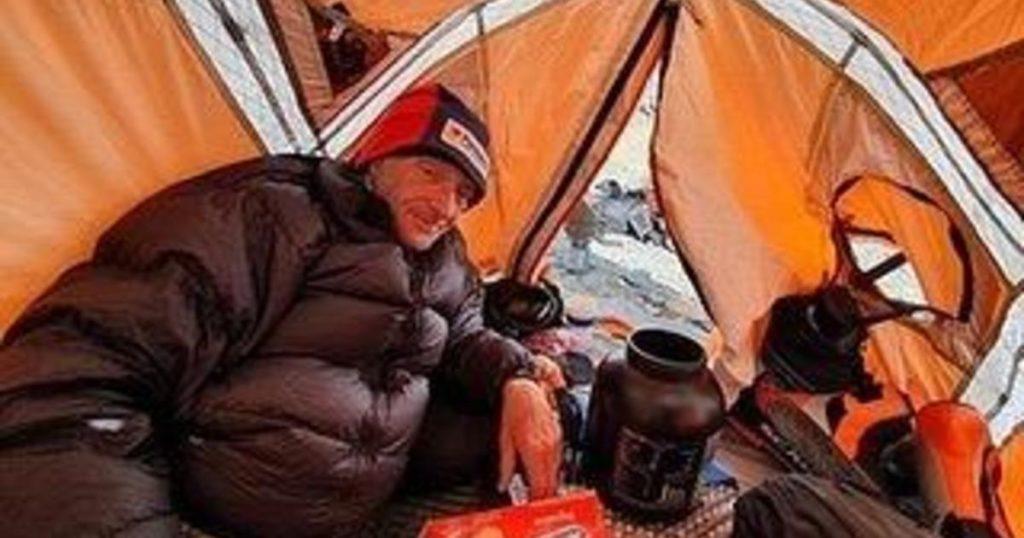 Der berühmte schottische Kletterer Rick Allen wurde beim Versuch, den K2 . zu besteigen, von einer Lawine getötet
